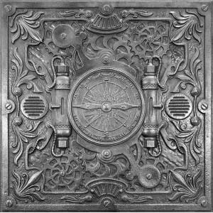 Плитка Стимпанк (600х600)