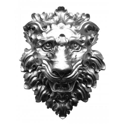 """Барельеф """"Голова льва"""""""