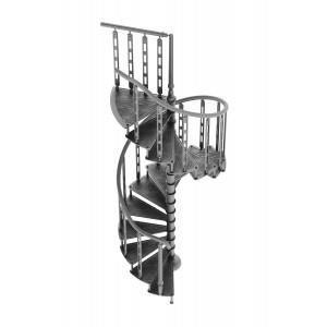 "Винтовая лестница ""Азимут 1"""