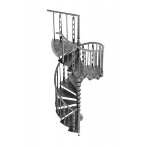 "Винтовая лестница ""Азимут 2"""