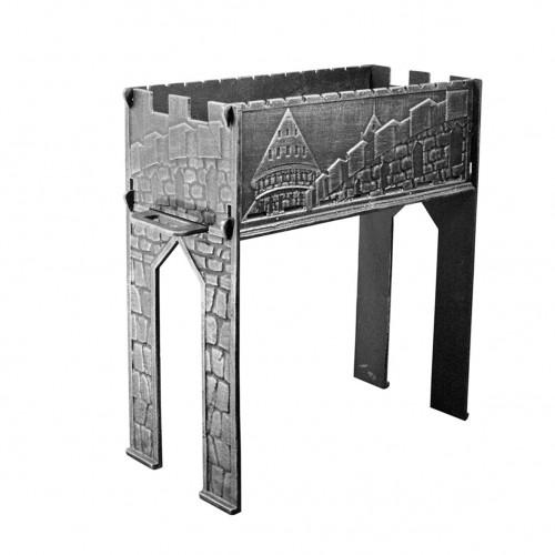 Мангал Замок