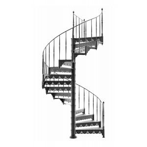 "Винтовая лестница ""Габриэла 2"" 1600мм"