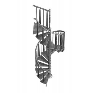 """Винтовая лестница """"Гранж 2"""""""