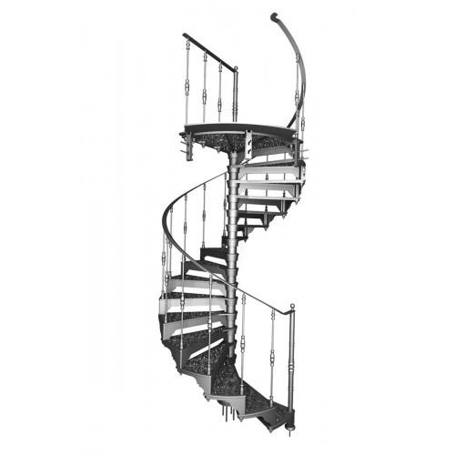 "Винтовая лестница ""Манчестер"""