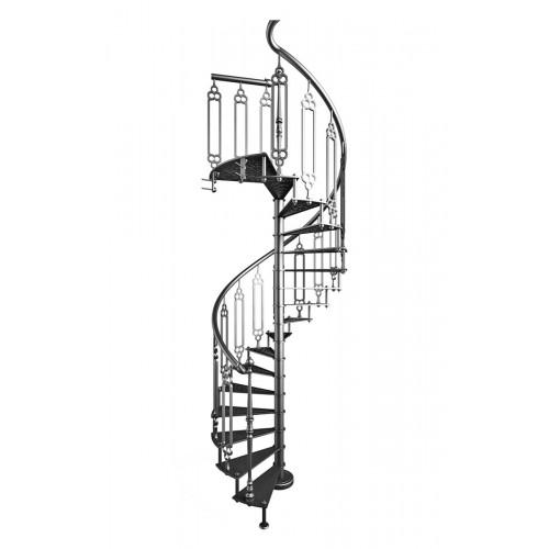 """Винтовая лестница """"Райт"""""""