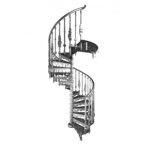 Винтовая лестница Флоранс 3000