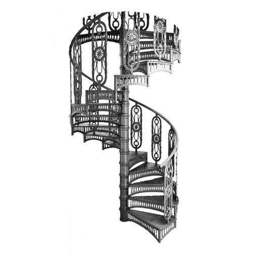 "Винтовая лестница ""Сиам"""